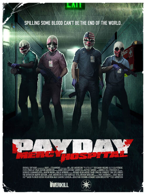 Payday Stealth - 979724