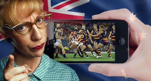 Australian Rules Betting - 557936
