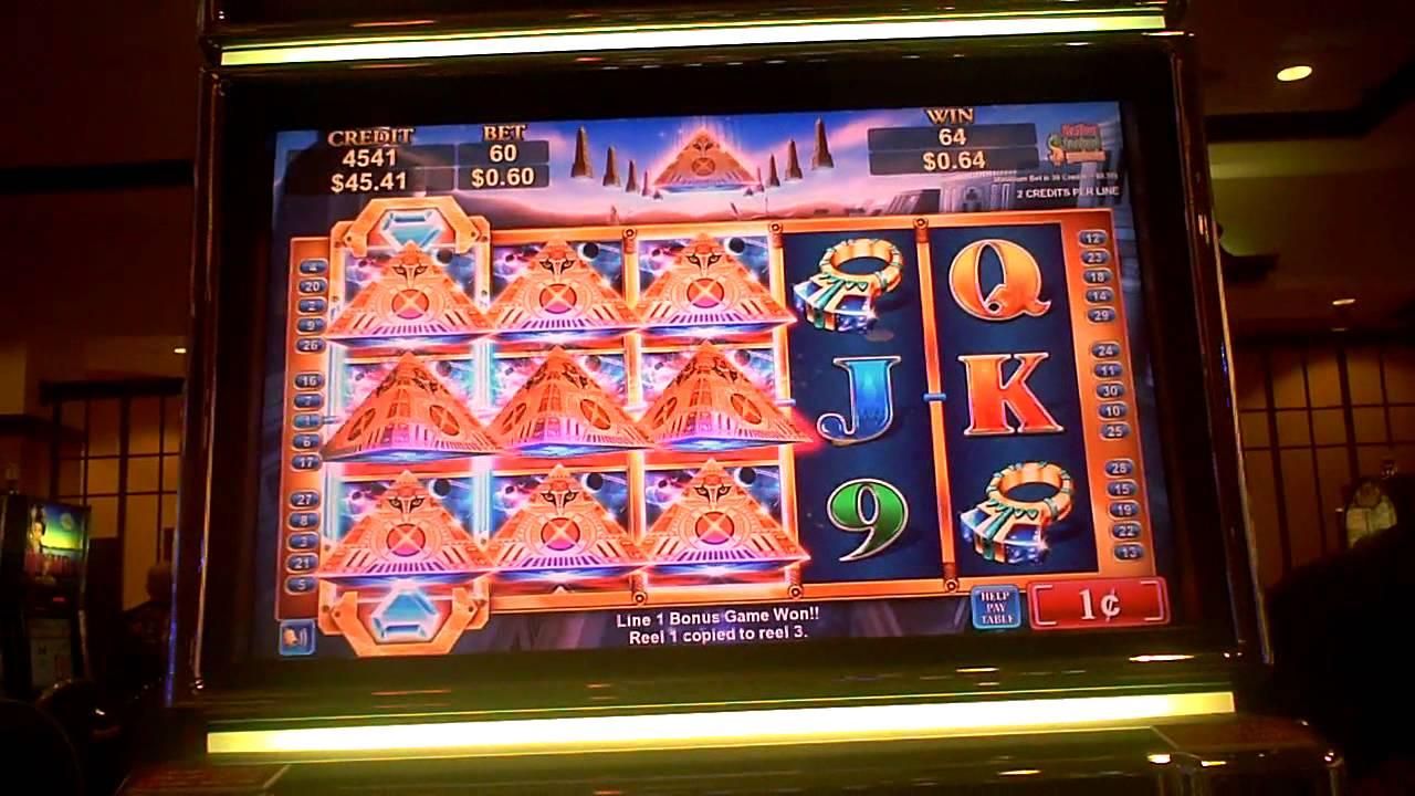 Egyptian Slots Bonus - 227651
