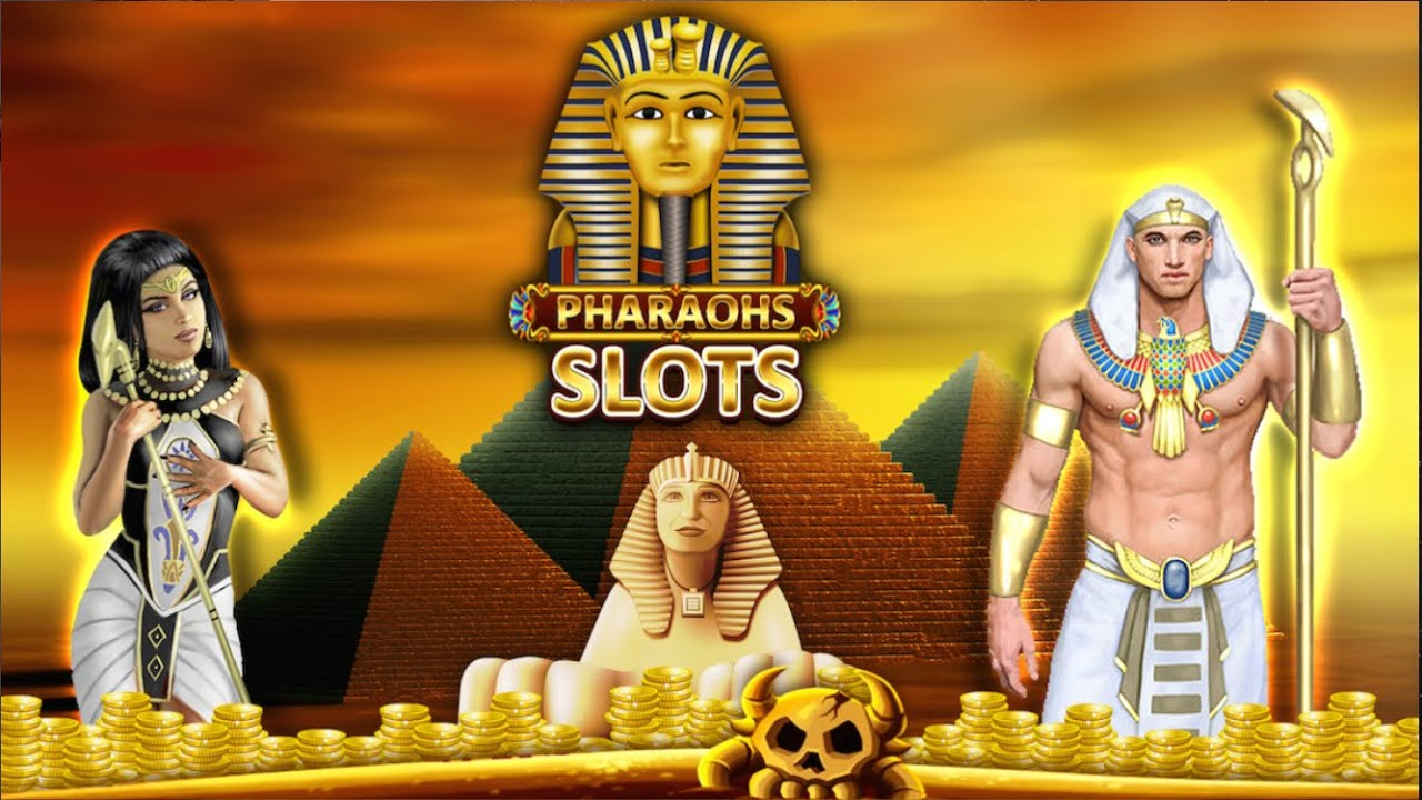 Egyptian Slots - 520053
