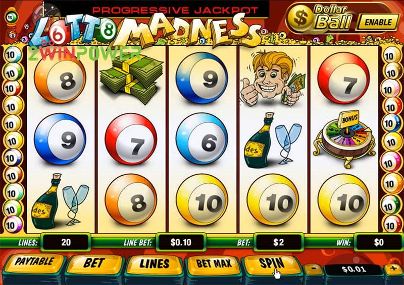 Safari Madness Slot - 261615