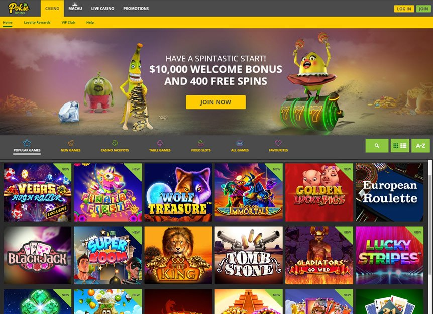 Adjustments for Casino - 946896