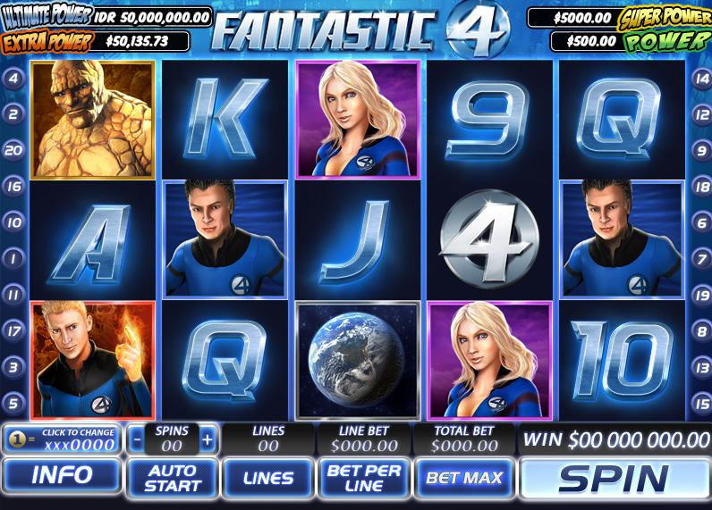 Fantastic Four - 788538