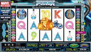 Fantastic Four Slot - 374716
