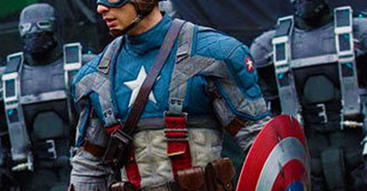 Captain America the - 155810