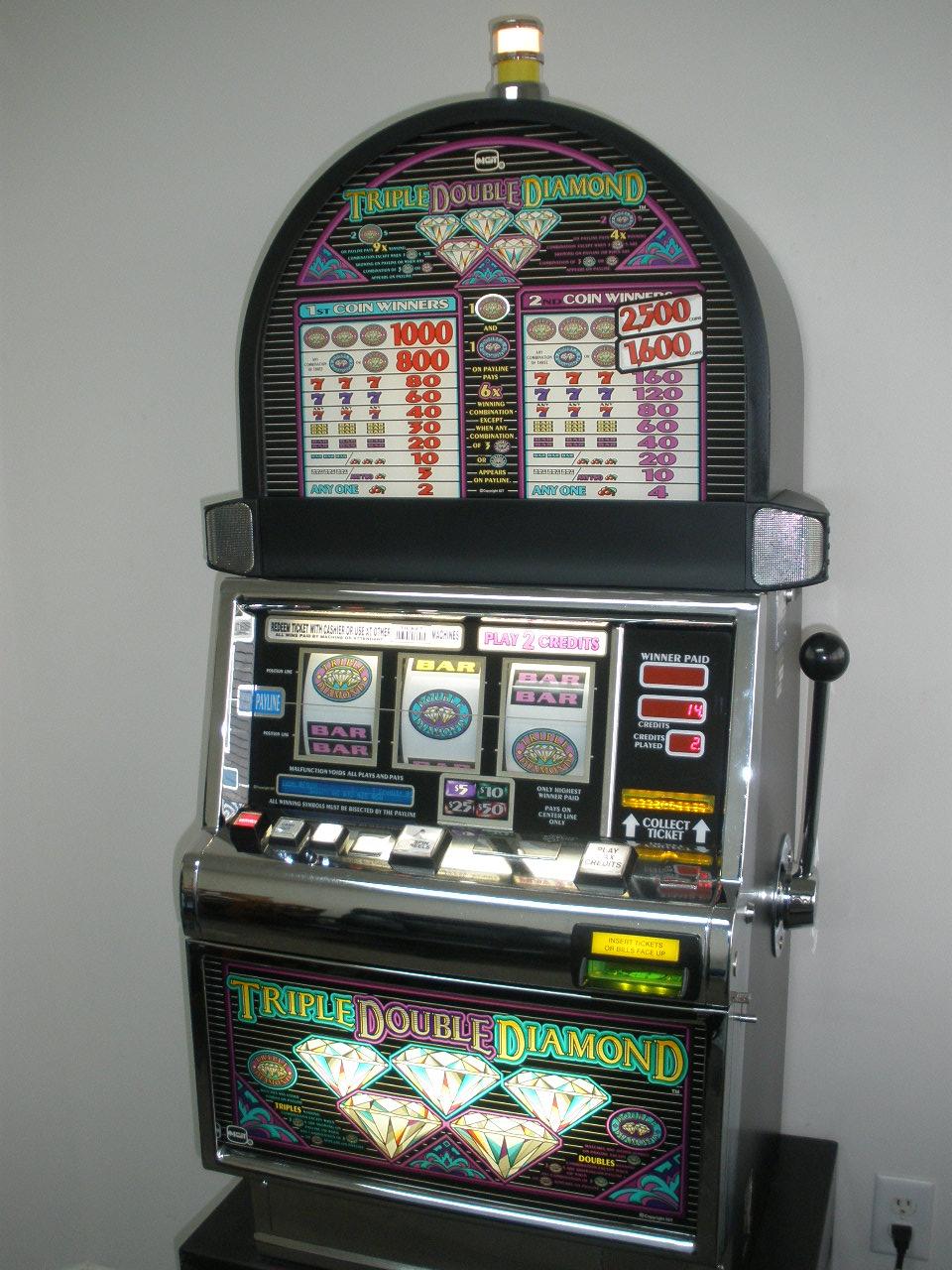 Slot Machine Payout - 550407