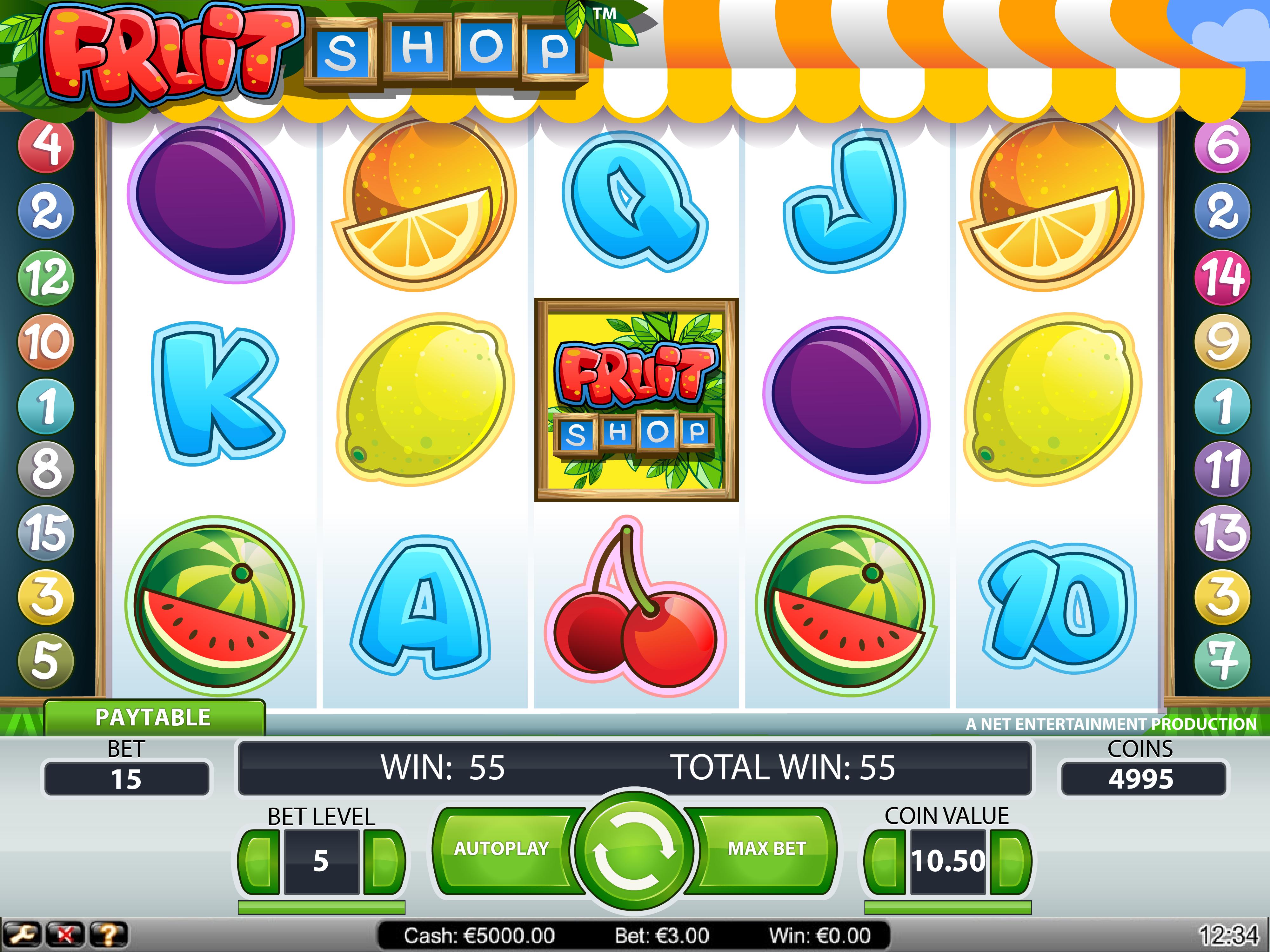 Fruit Shop - 632009