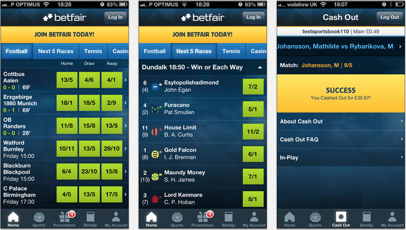 Gambling Apps Iphone - 720512
