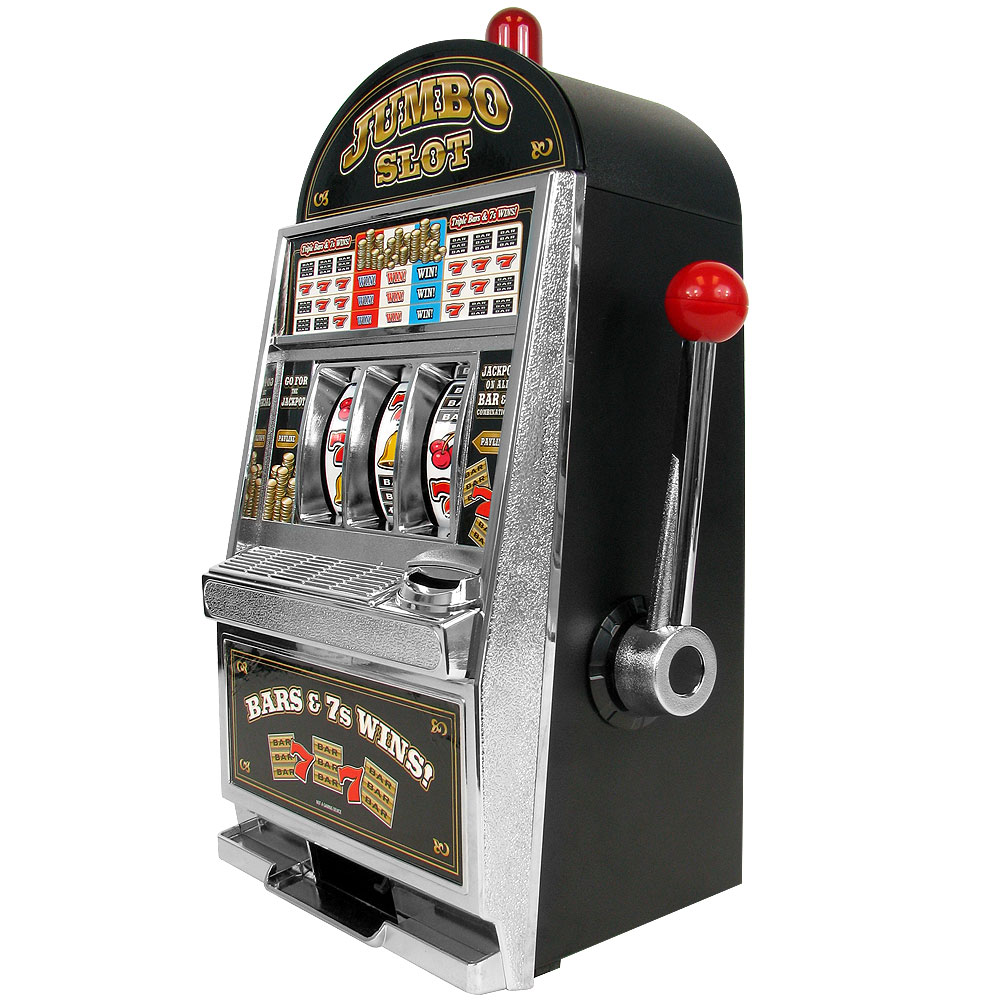 Gamification Slot Machine - 514134