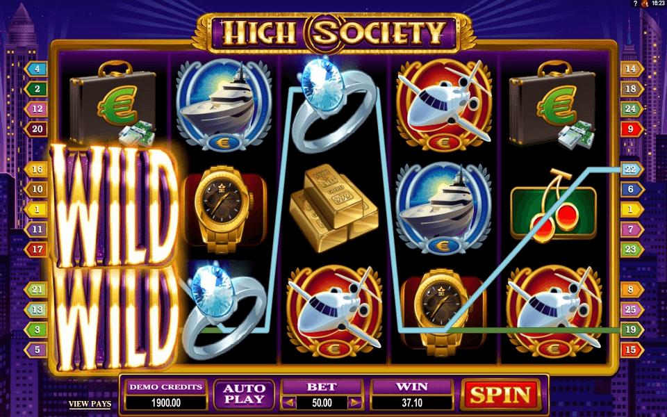 High Society - 236689