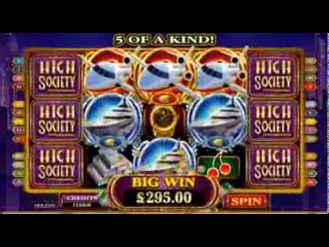 High Society Casino - 368395