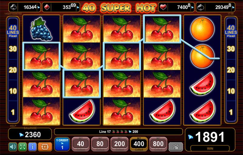 Hot Gems Slot - 221354