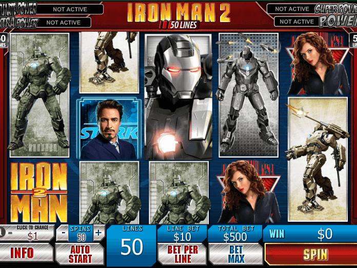 Iron Man 2 - 654443