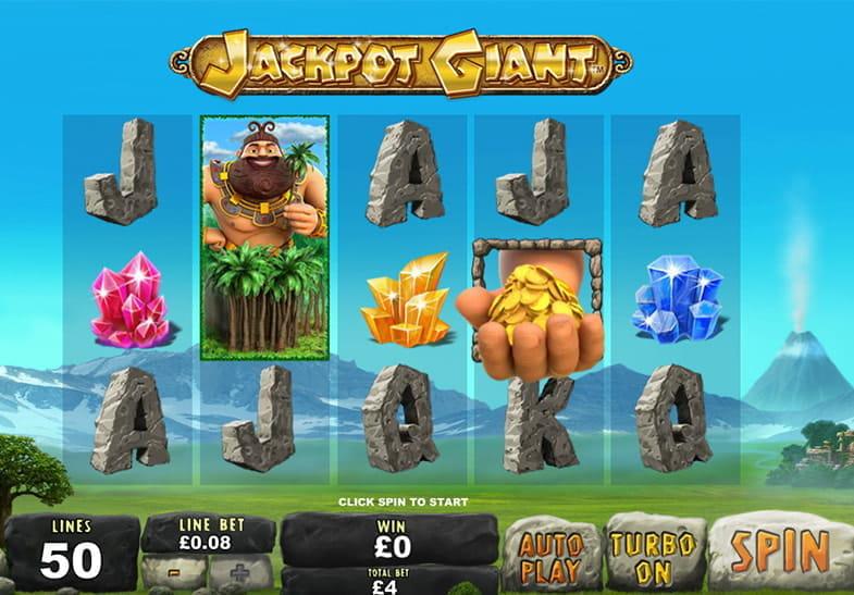 Jackpot Giant Slot - 349115