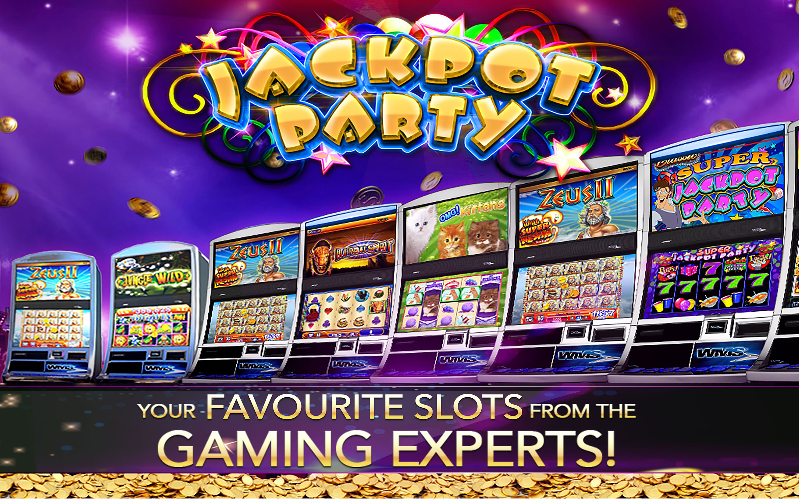 Jackpot Party - 510676