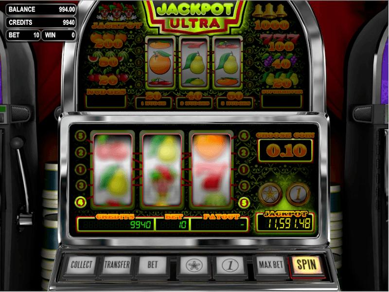 Jackpot Party - 593520