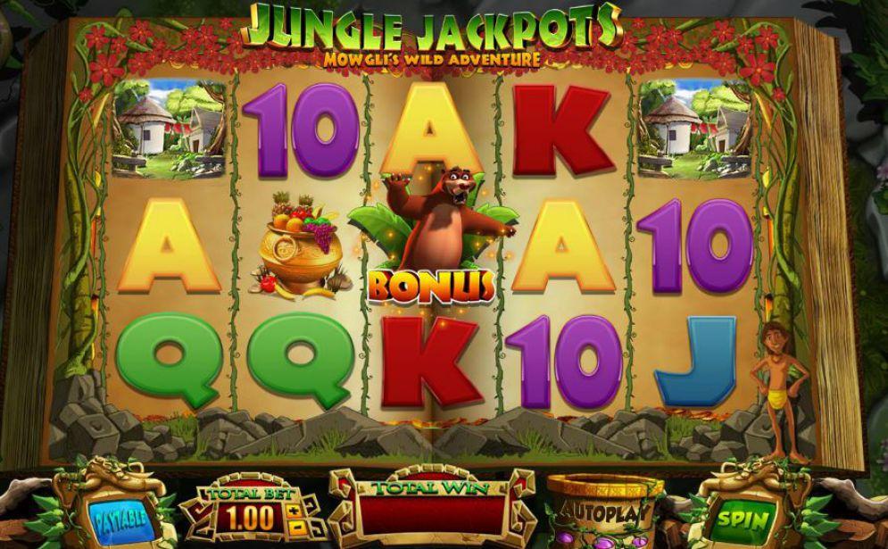 Jungle Games - 336289