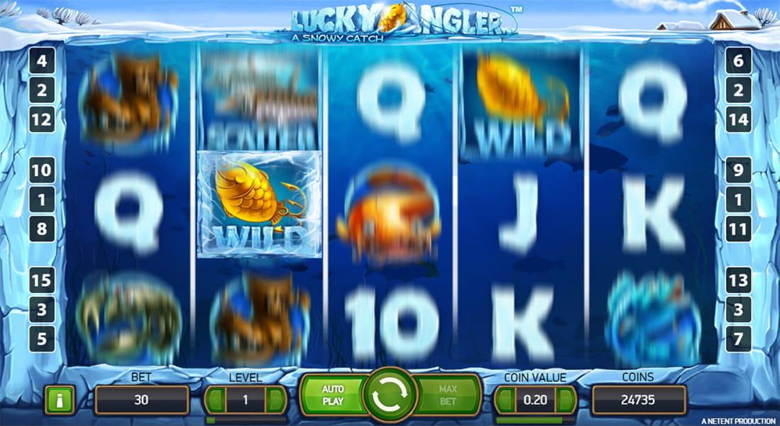 Lucky Angler - 373665