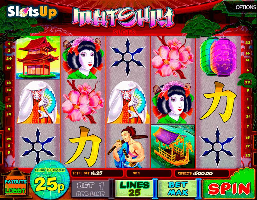 Matsuri Slot ShorelInes - 902737