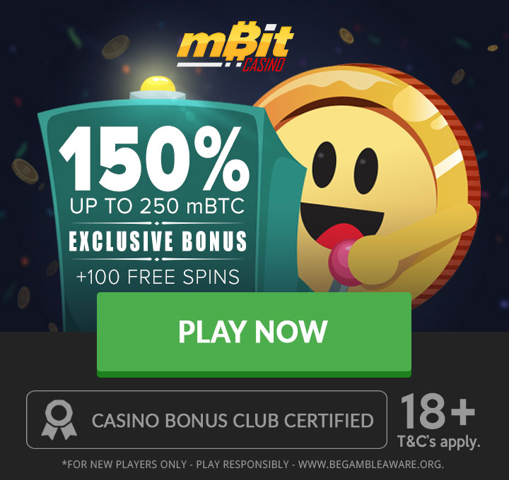 Mbit Casino Bonus - 930521