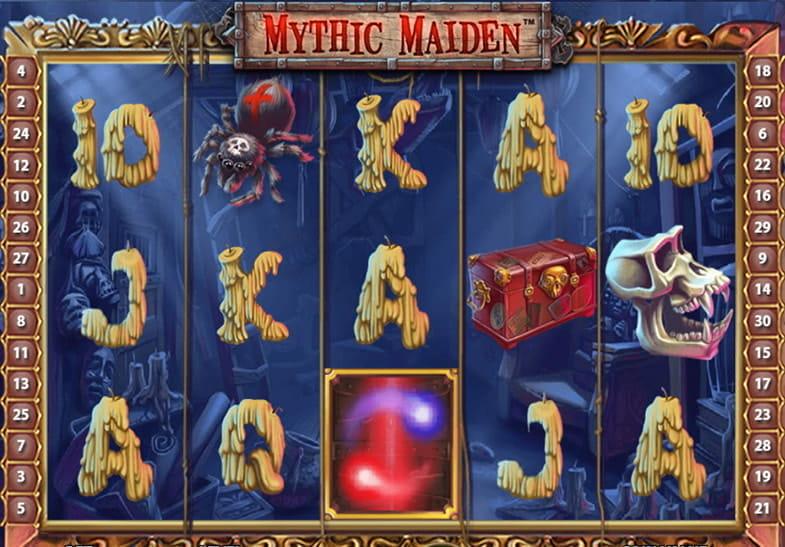 Mythic Maiden Slot - 634599
