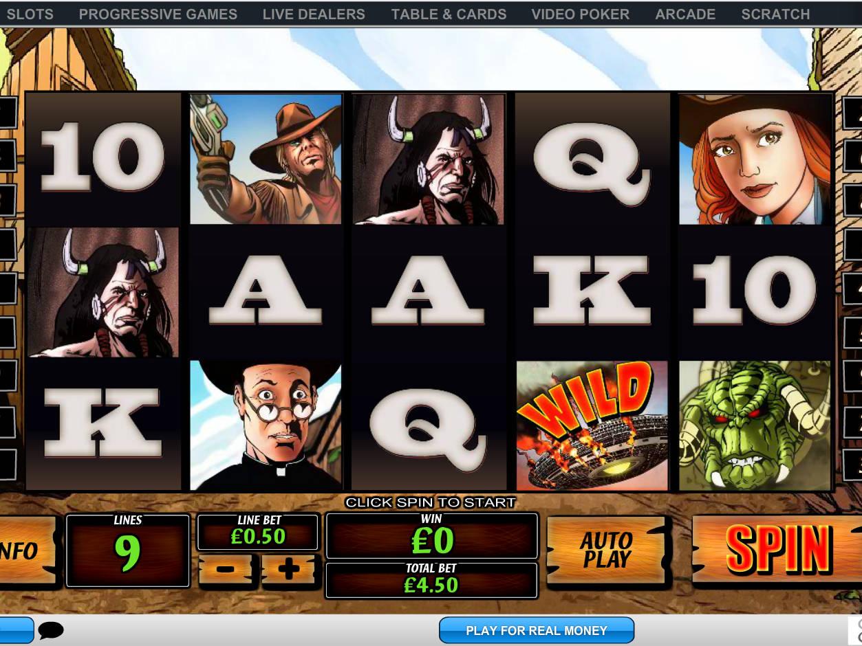 Native Canadian Casino - 745756