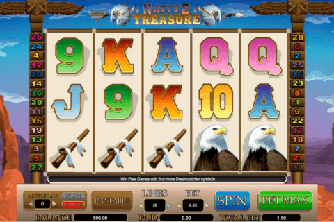Native Canadian Casino - 265134
