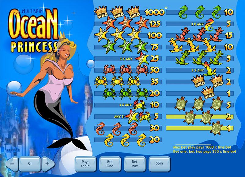 Ocean Princess - 489364