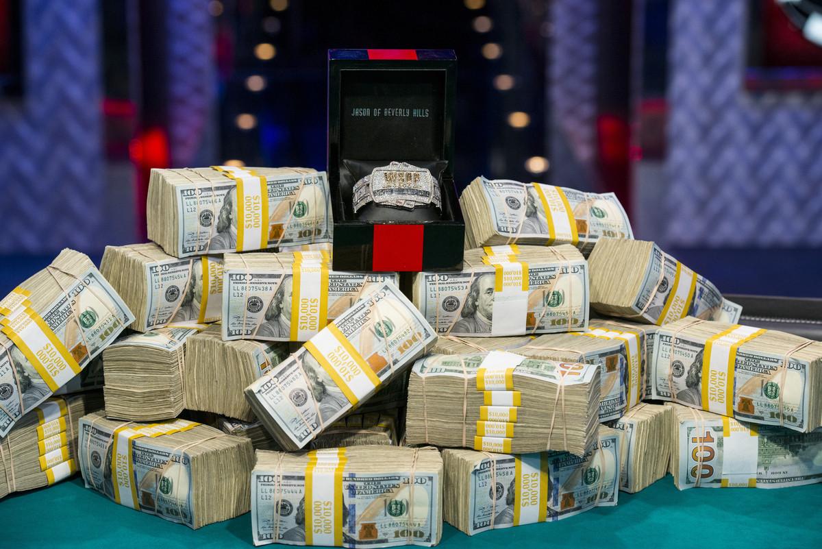 Poker Bankroll - 654262