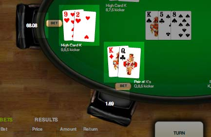 Poker Game Example - 880080