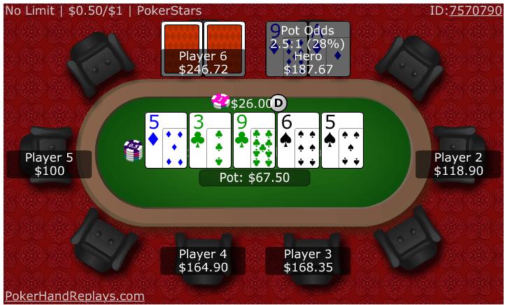 Poker Game - 506214