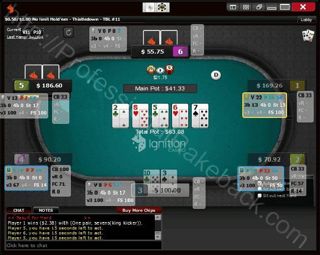 Poker Game - 256525