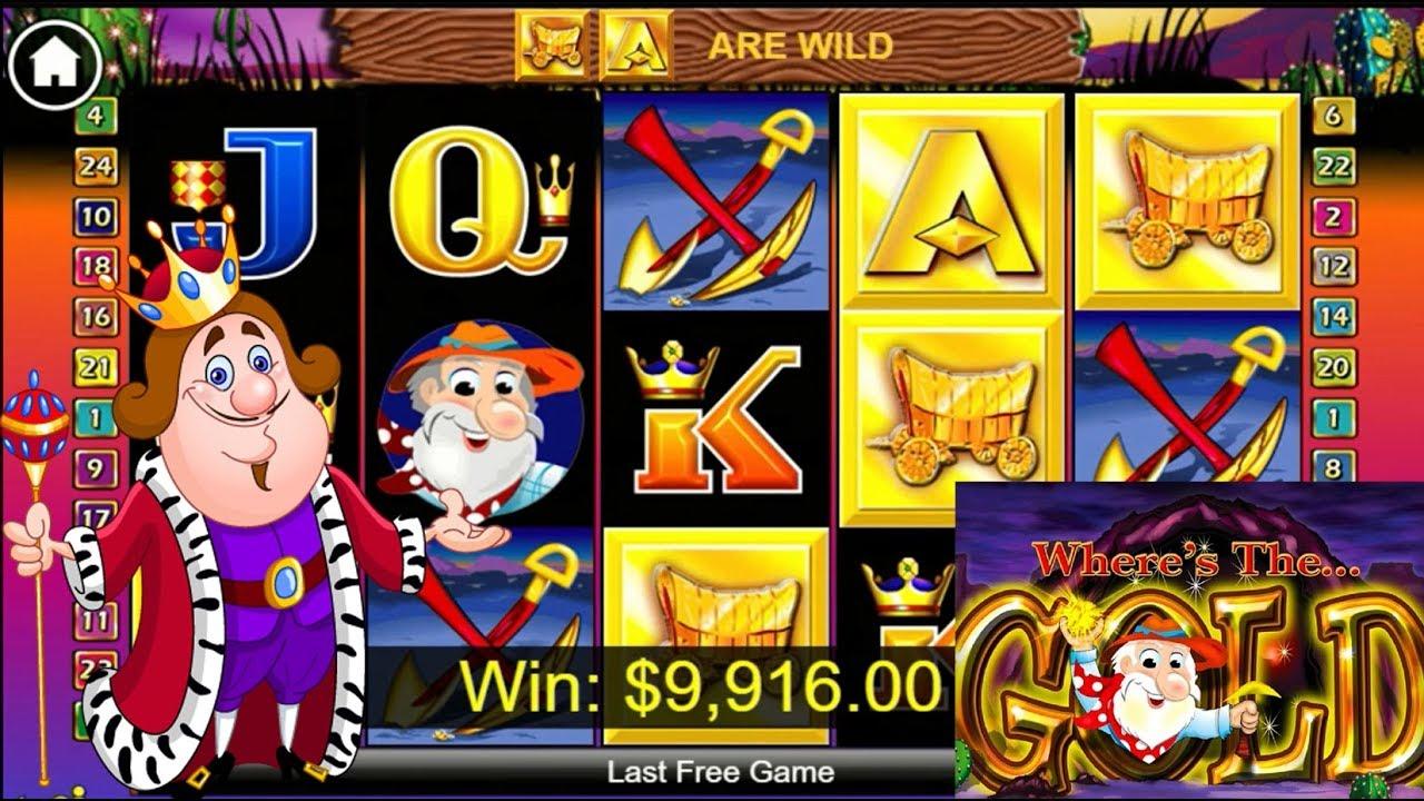 Pokies Aristocrat Win - 779790