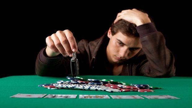 Professional Gambler Strategy - 125489