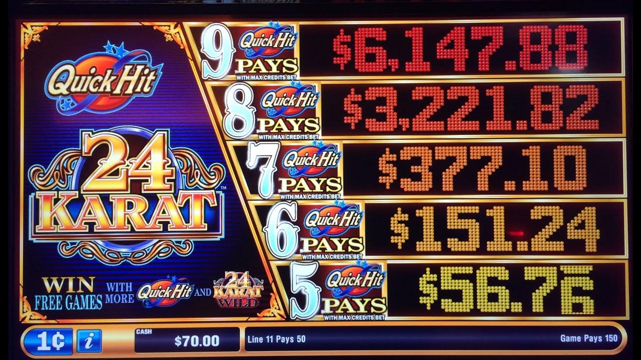 Quick Hits Slot - 280462