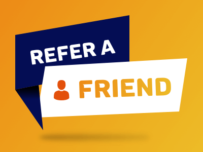 Refer a Friend - 607197