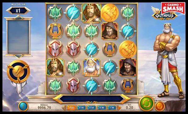 Rise of Olympus - 679178