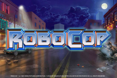 RoboCop Slot Cash - 110687