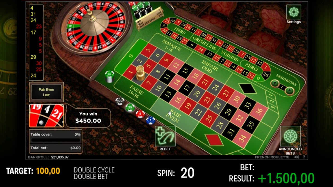 Roulette Strategy to - 348759
