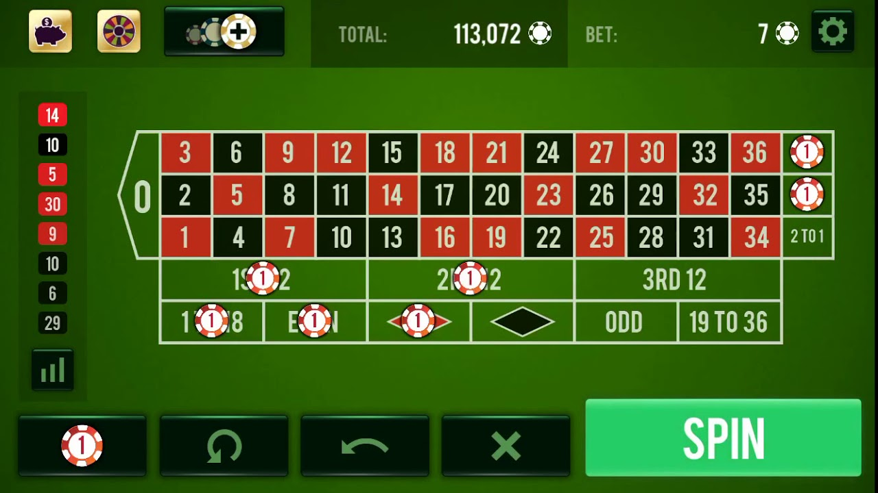 Roulette Strategy - 324172