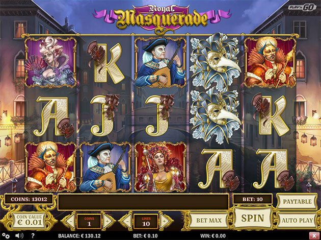 Royal Masquerade - 801502
