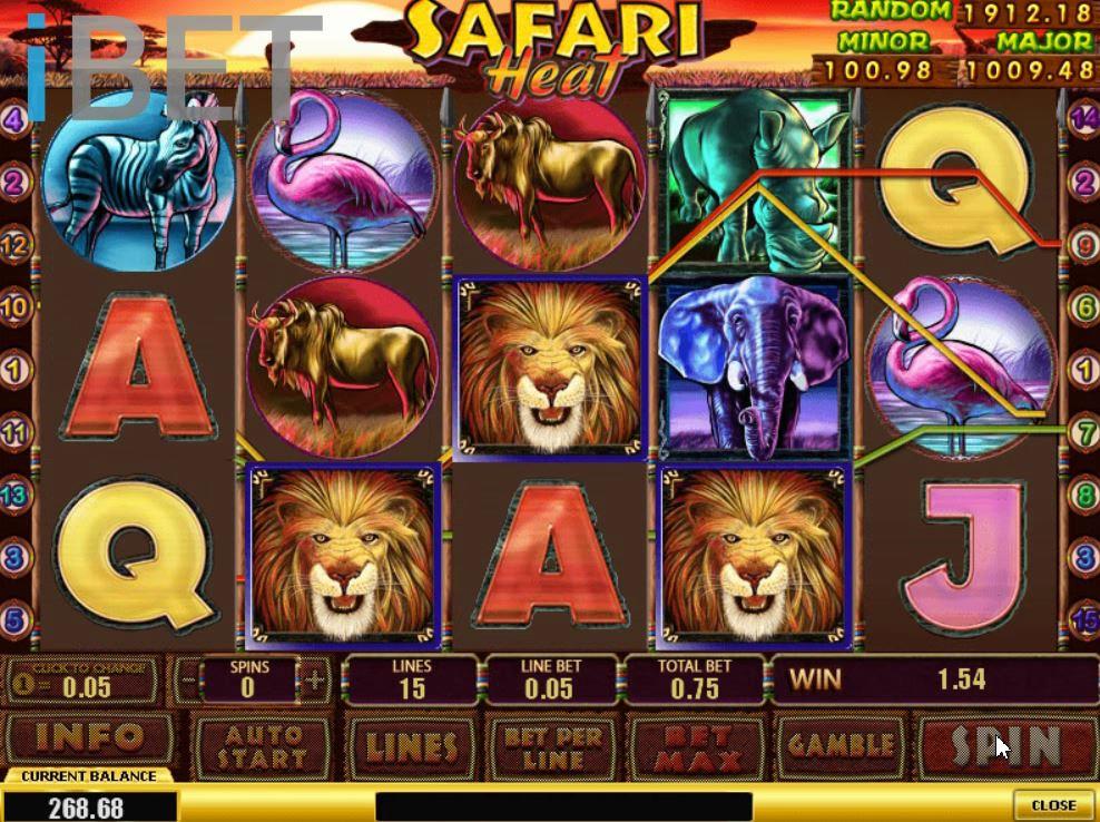 Safari Heat - 796489