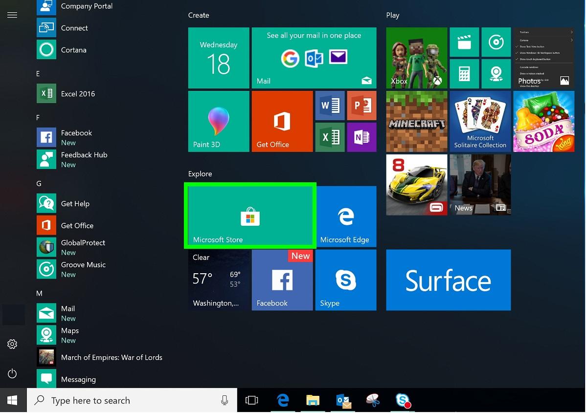 Screenshot Windows Trusted - 421765