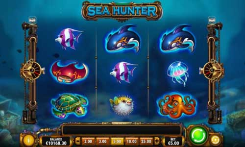 Sea Hunter Slot - 200964