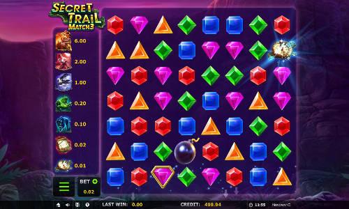 Secret Game - 109993