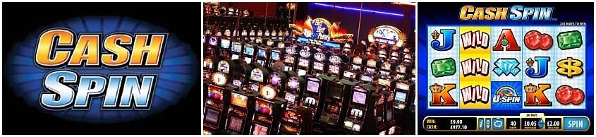 Slot Cash Tournament - 373427