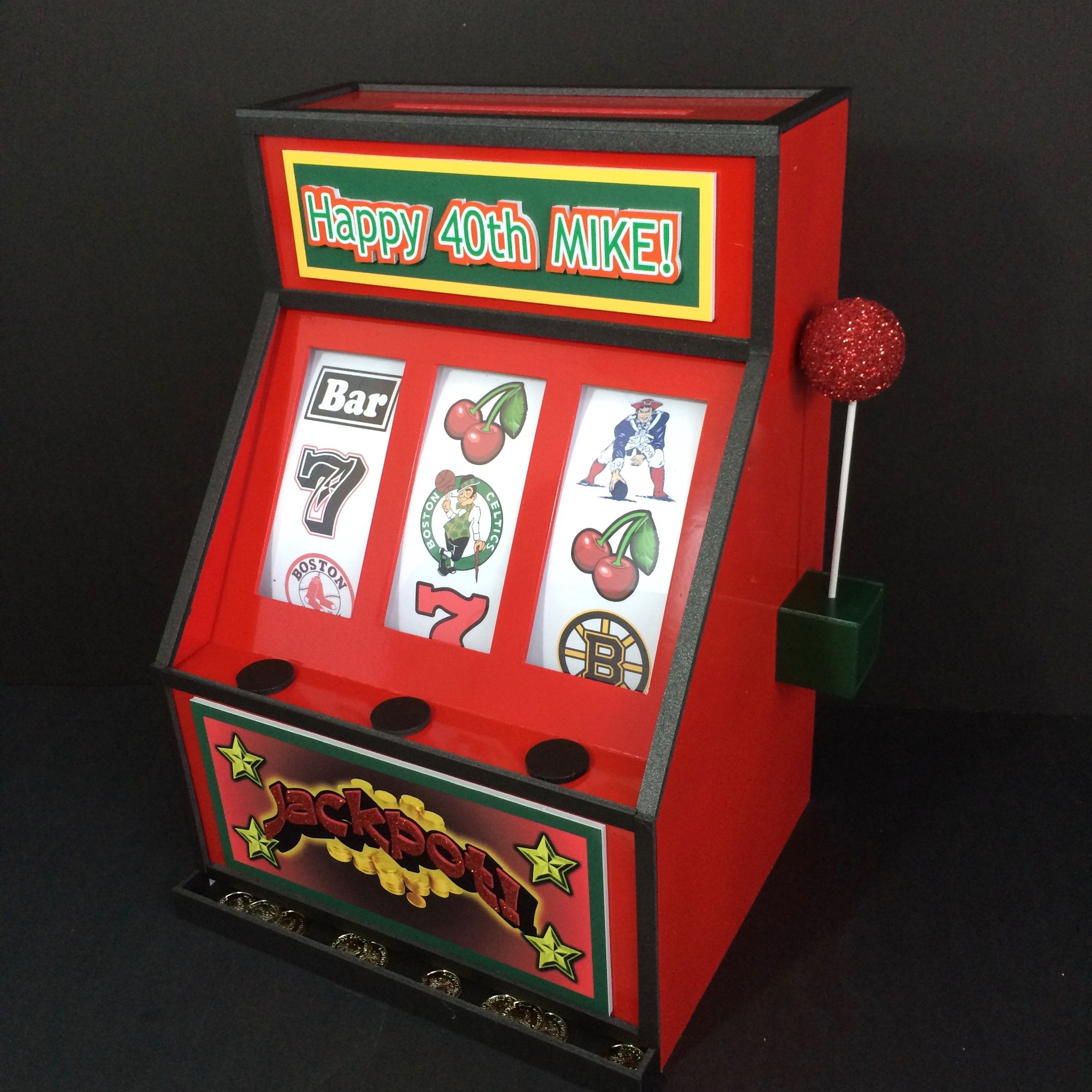 Slot Machine Generator - 891907