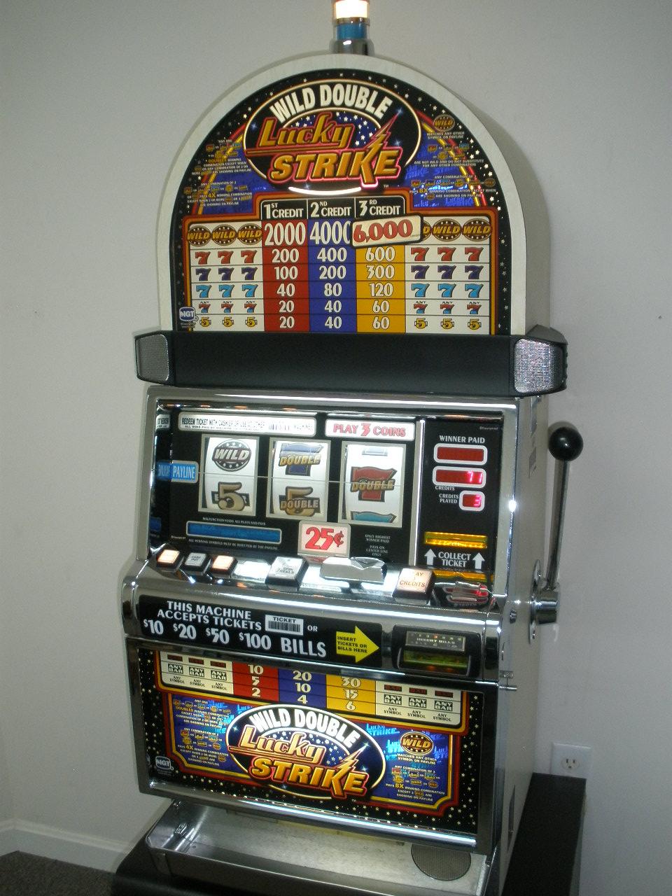 Slot Machine Payout - 751553