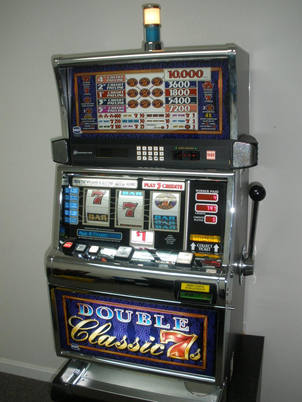 Slot Machine - 644446