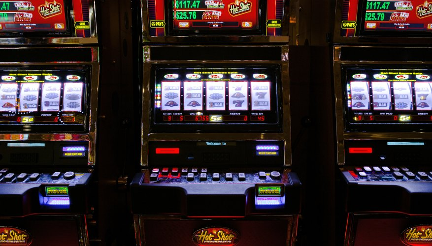 Slot Machine Payouts - 811936